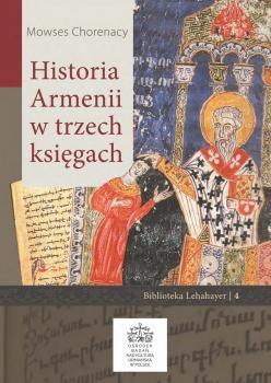 Historia Armenii w trzech tomach