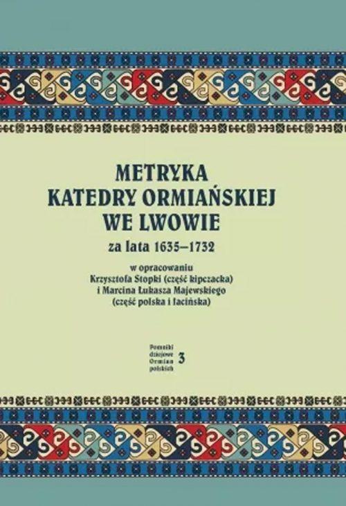 Metryka katedry ormiańskiej