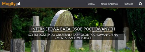 Mogiły.pl
